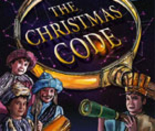 The Christmas Code By Sheila Wilson