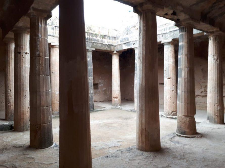 Legacy Ancient columns
