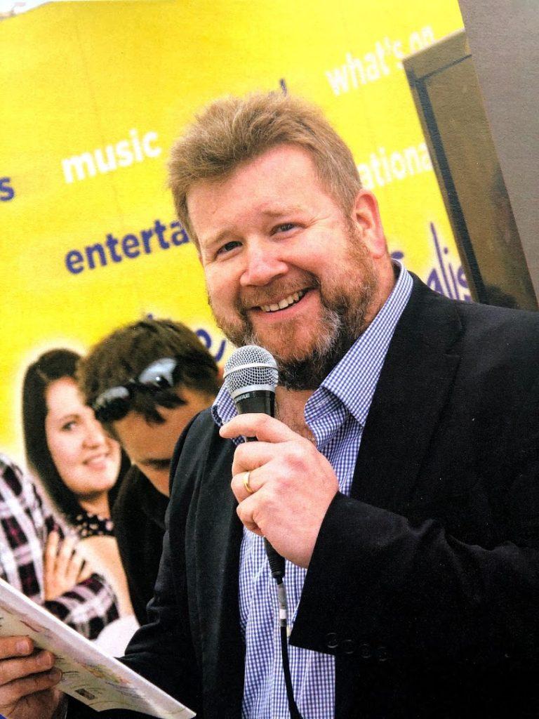 Simon at Salisbury Big Business