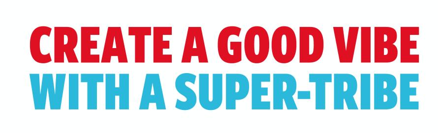Services Create a Good Vibe logo