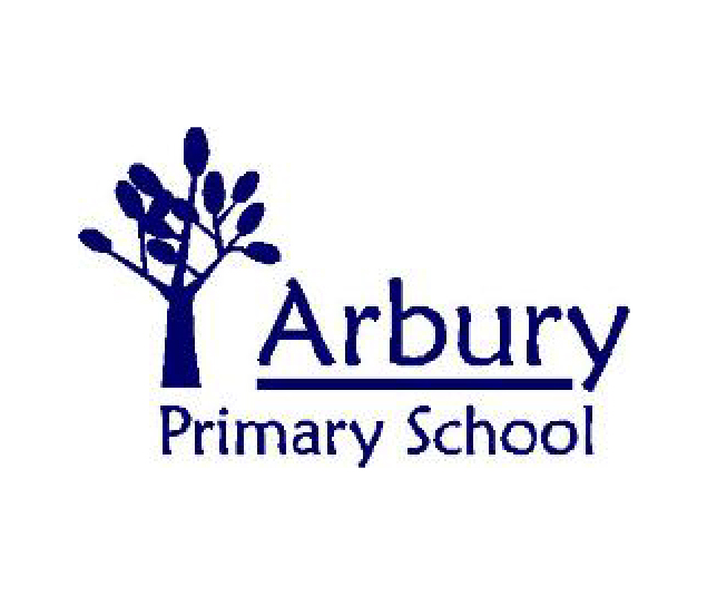 Image of the Arbury Primary School logo