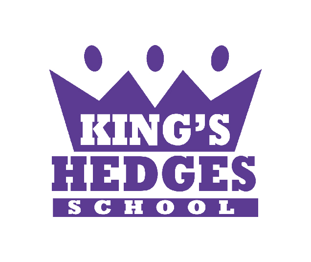 Image of the King's Hedges School logo