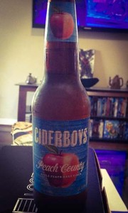 Ciderboys Peach Country