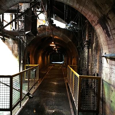 Sloss Furnace Tunnel