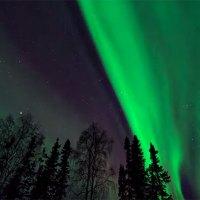 Time Lapse Alaskan Northern Lights