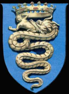Image result for visconti family crest