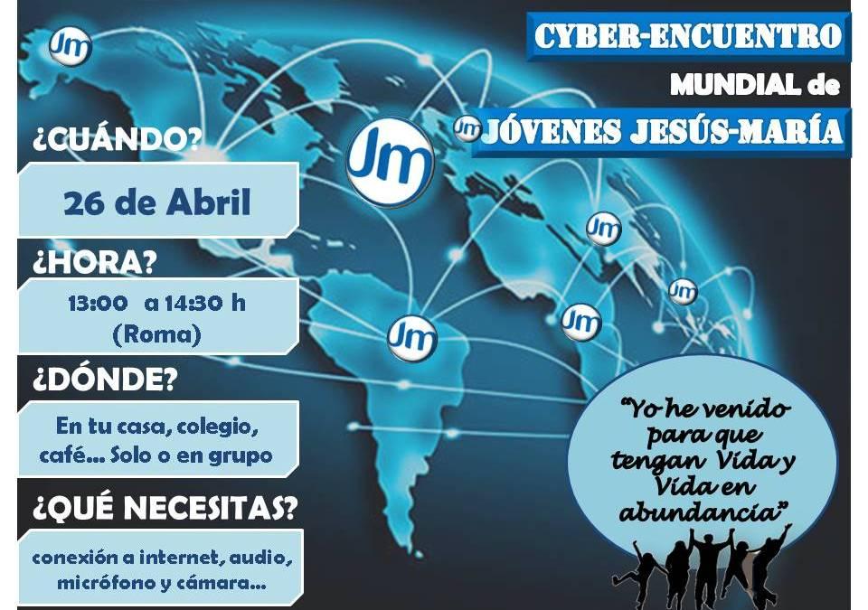 Cyberencuentro jóvenes JM 2019