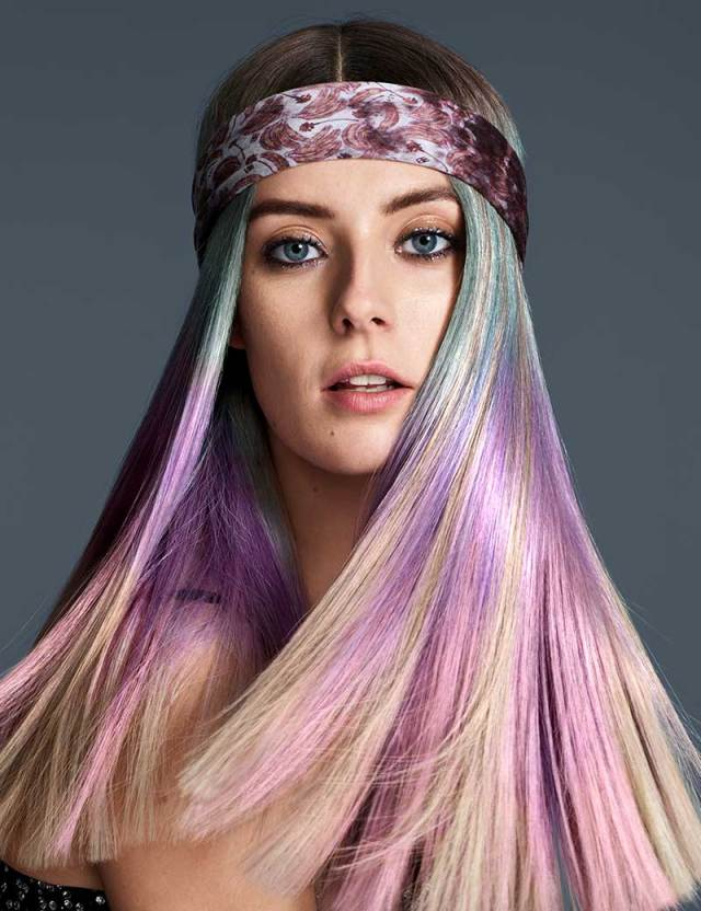 fantasy haircolor inspiration & vivid haircolor ideas | redken