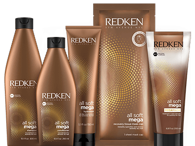 Redken All Soft Mega Family
