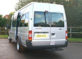 17 Seat School Minibus from Red Kite minibuses 01202827678