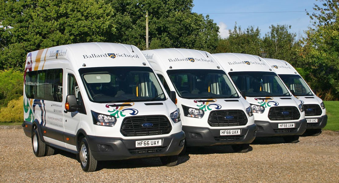 Red Kite School Minibuses