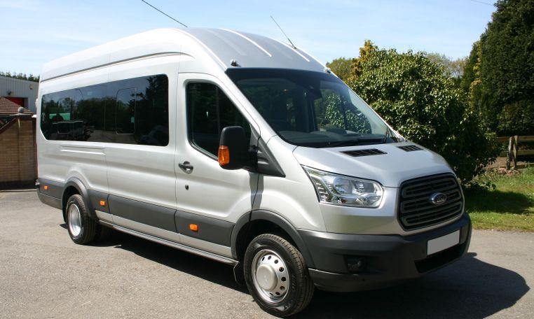 Ford PSV Transit Minibus
