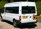 Minibus For Sale redkite-minibuses.com 14 Seat Ford Transit