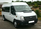 Ford Transit 17 Seat Minibus from Red Kite the UKs leading school minibus supplier