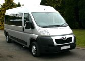 Used Peugeot Boxer Minibus lite Px against Red kite Peugeot Boxer Sport Light Minibus Due in stock 31st August 2017
