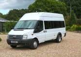 Minibus For Sale 17 seat Red Kite tel 01202 827678