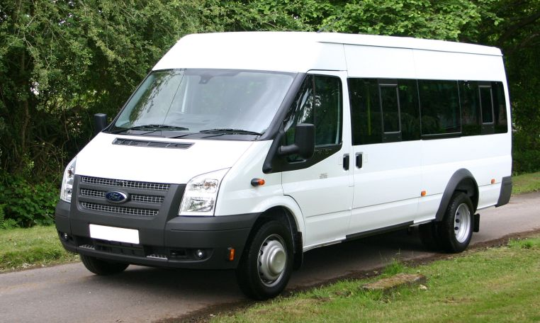 17 Seat Minibus Ford Transit Red Kite Vehicle Consultants Ltd. 01202 827678