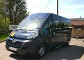 Used Peugeot Boxer L3 H2 17 Seater Minibus