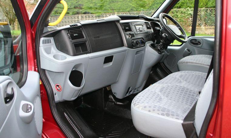 Under 3,500 Kg Minibus B Licence