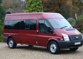 14 seat Minibus B Licence 3,500 Kg