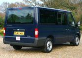 Red Kite 9 seat minibus