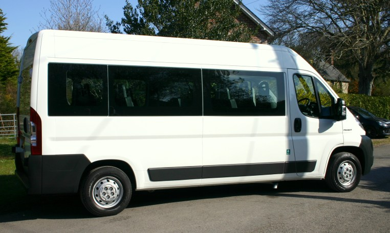 12 Months warranty on all used minibuses