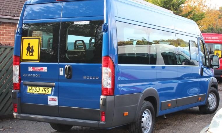 17 Seat School Minibus Lite