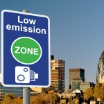 Central London Low Emission Zone