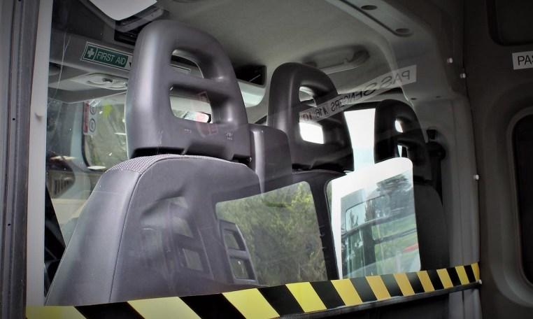 COVID Driver Screen