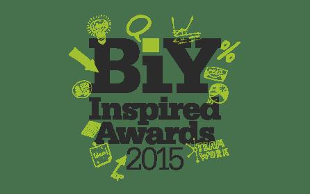 BiY Inspired Awards Logo