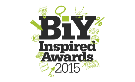 BiY Inspired Awards Logo