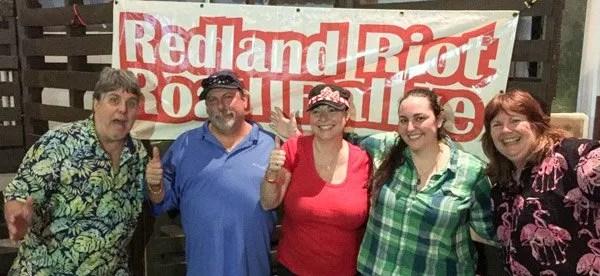 2017 Rob's Redland Riot Road Rallye