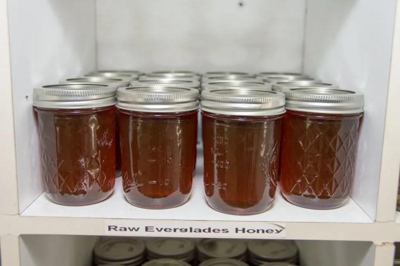 honey at Curbside Market