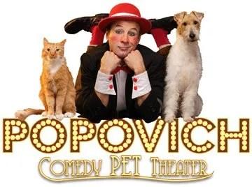 Popovich Pet Comedy Theater