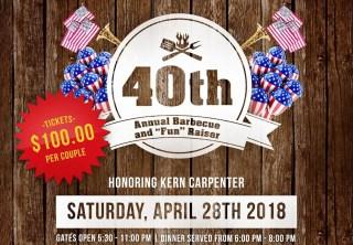 40th Farm Bureau BBQ