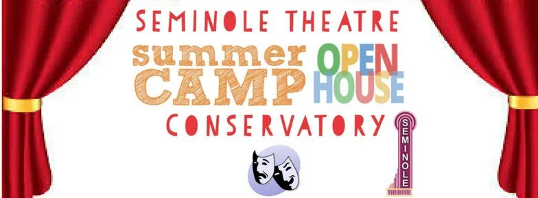 Seminole Theatre Camp Open House