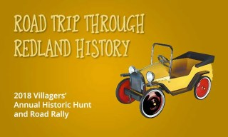 Villagers' Historic Hunt Road Rally