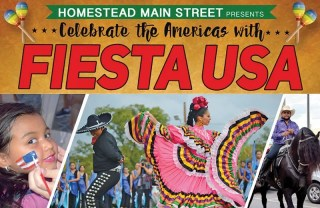Homestead Main Street presents Fiesta USA