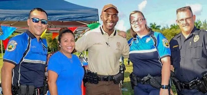 National Night Out in Homestead