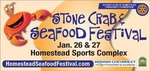 Homestead Rotary Seafood Festival