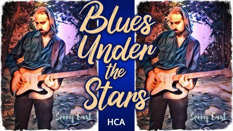 Blues Under the Stars with Sonny East and his Blues Band