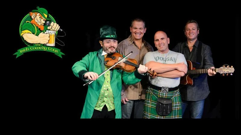 The Irish Comedy Tour