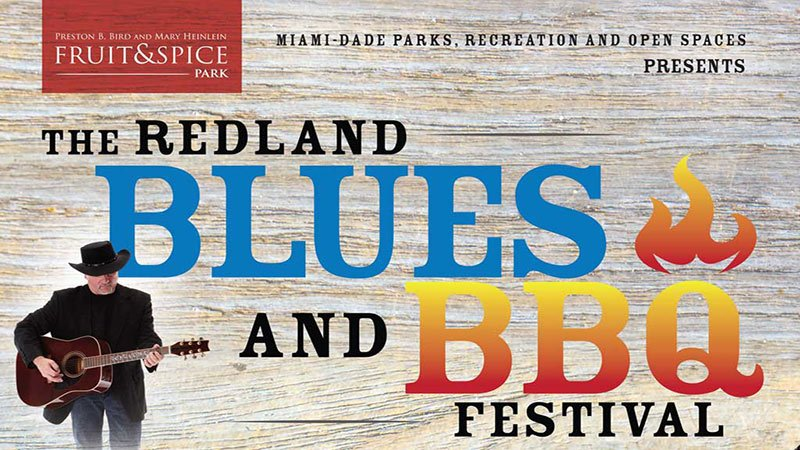 Redland Blues & Barbecue Festival