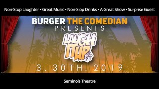 Laugh It Up! Comedy Show
