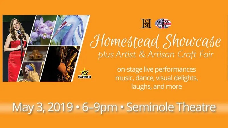 2nd Annual Homestead Center for the Arts Showcase