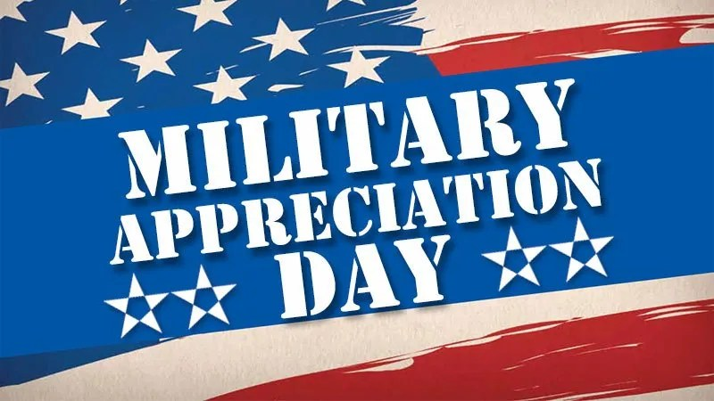 Military Appreciation Day at Losner Park