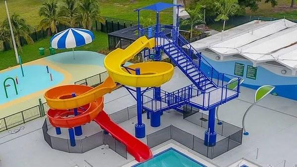 South Dade Park Aquatic Center - Helen Sands Pool