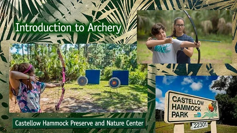 Introduction to Archery at Castellow Hammock Park