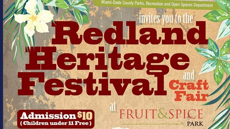 Redland Heritage Festival and Craft Fair