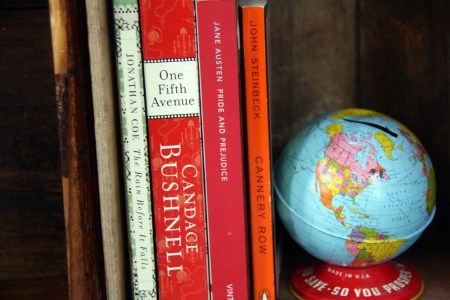 5 Reasons to Love Decorating With Books   redleafstyle.com